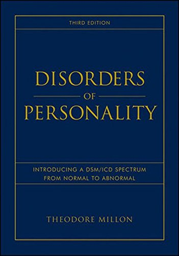 Disorders of Personality 3rd Edition PDF