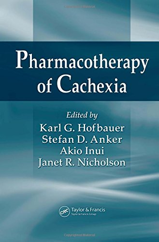 Pharmacotherapy of Cachexia PDF