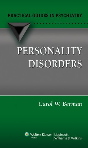 Personality Disorders A Practical Guide PDF