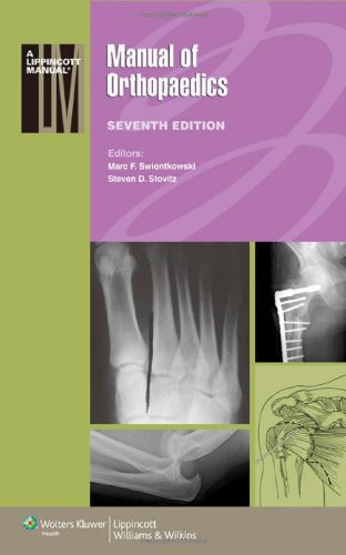 Manual of Orthopaedics 7th Edition PDF