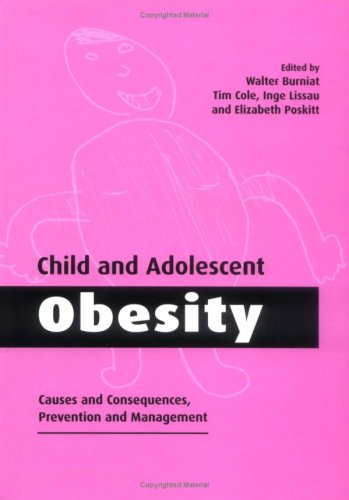 Child and Adolescent Obesity PDF