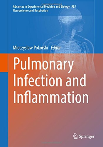 Pulmonary Infection and Inflammation PDF