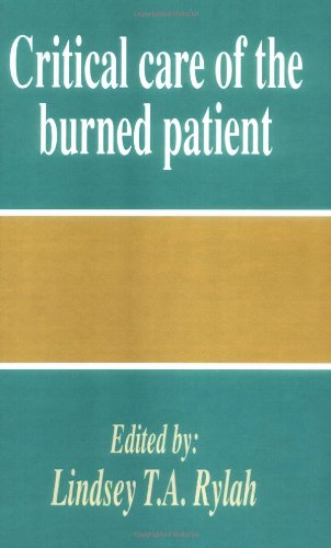 Critical Care of the Burned Patient PDF