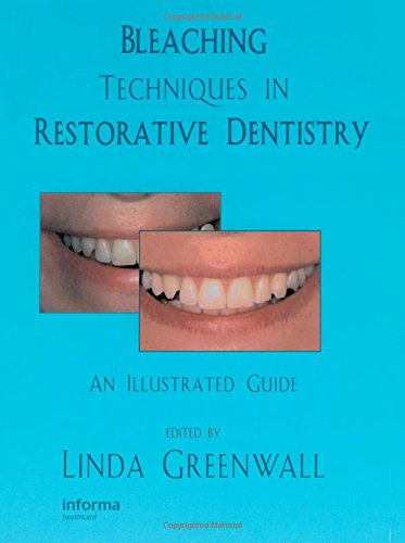 Bleaching Techniques in Restorative Dentistry PDF