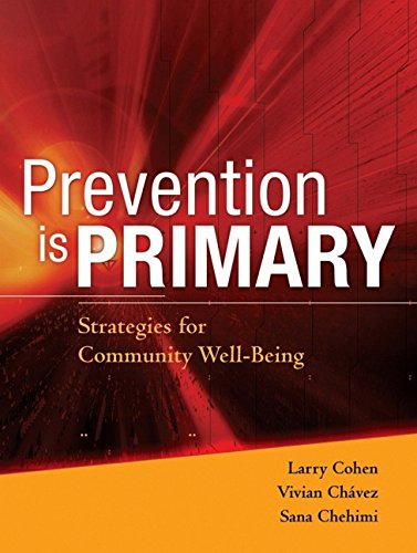 Prevention is Primary PDF