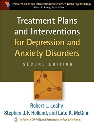 Treatment Plans and Interventions for Depression and Anxiety Disorders 2nd Edition PDF