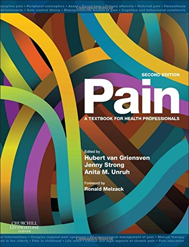 Pain a textbook for health professionals 2nd Edition PDF