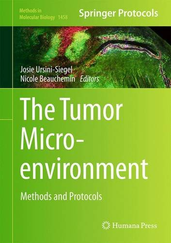 The Tumor Microenvironment PDF