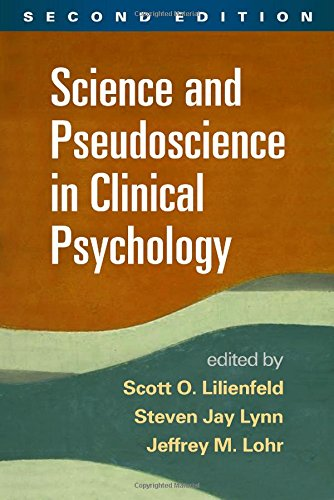 Science and Pseudoscience in Clinical Psychology 2nd Edition PDF