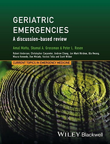 Geriatric Emergencies A Discussion-based Review PDF