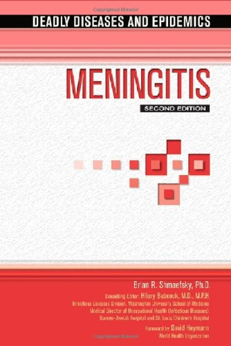 Deadly Diseases and Epidemics Meningitis 2nd Edition PDF
