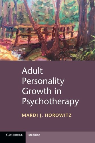 Adult Personality Growth in Psychotherapy PDF