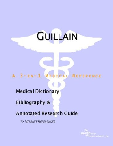 Guillain-Barre Syndrome a 3-in-1 reference book PDF