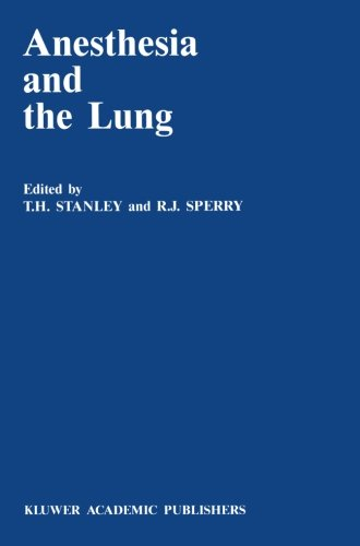 Anesthesia and the Lung PDF