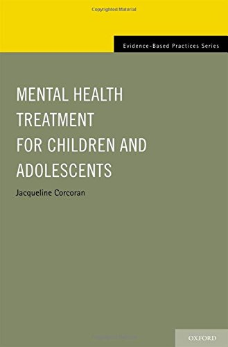 Mental Health Treatment for Children and Adolescents PDF