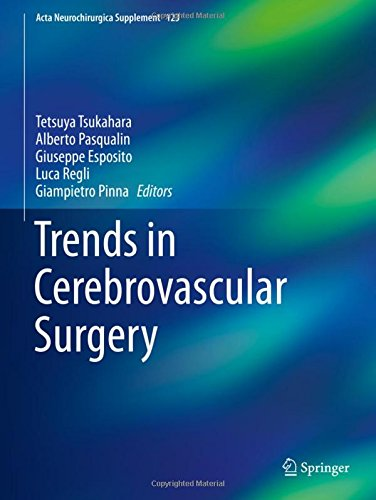 Trends in Cerebrovascular Surgery PDF