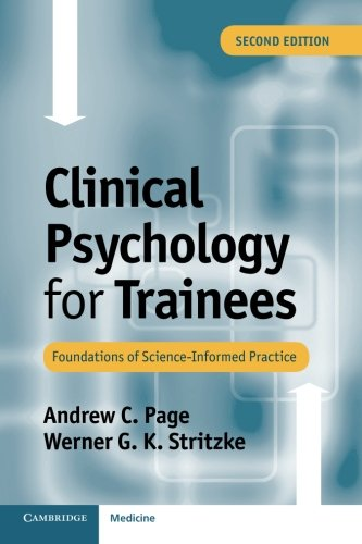 Clinical Psychology for Trainees 2nd Edition PDF