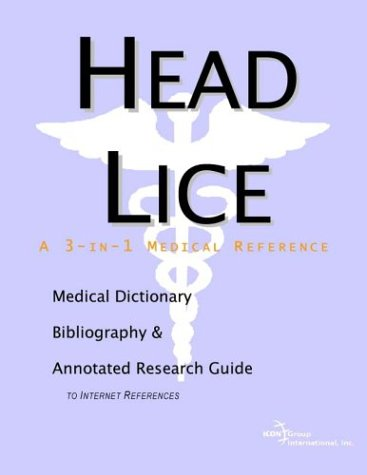 Head Lice a 3-in-1 reference book PDF
