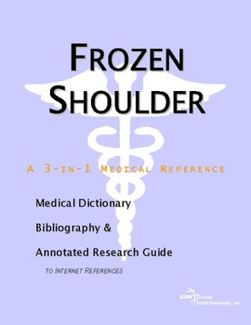 Frozen Shoulder a 3-in-1 reference book PDF