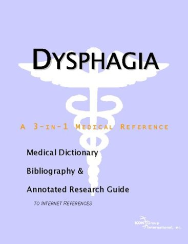Dysphagia a 3-in-1 reference book PDF
