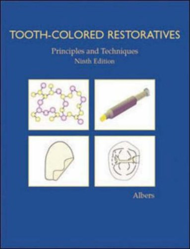 Tooth Coloured Restoratives 9th Edition PDF