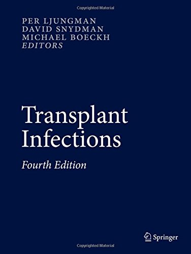 Transplant Infections 4th Edition PDF