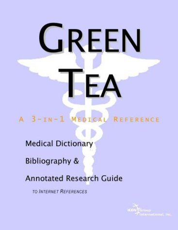 Green Tea a 3-in-1 reference book PDF