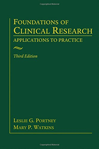 Foundations of Clinical Research 3rd Edition PDF