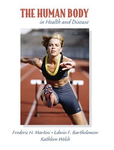 The Human Body in Health and Disease PDF