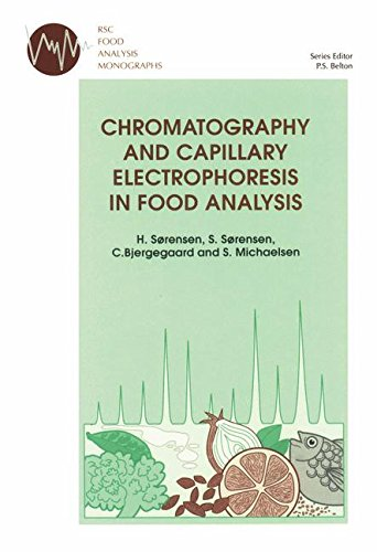 Chromatography and Capillary Electrophoresis in Food Analysis PDF