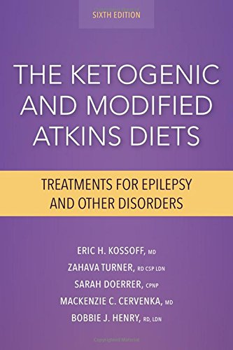 The Ketogenic and Modified Atkins Diets 6th Edition PDF