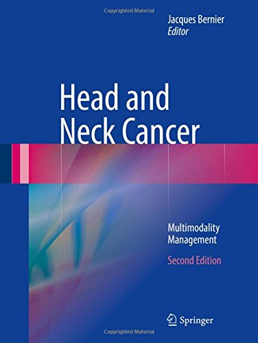 Head and Neck Cancer Multimodality Management 2nd Edition PDF