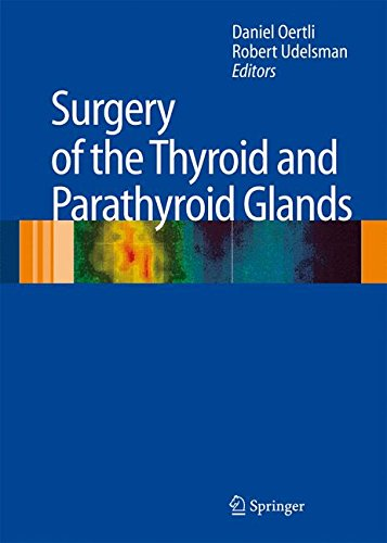 Surgery of the Thyroid and Parathyroid Glands PDF