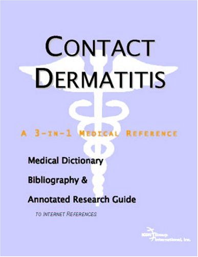 Contact Dermatitis a 3-in-1 reference book PDF