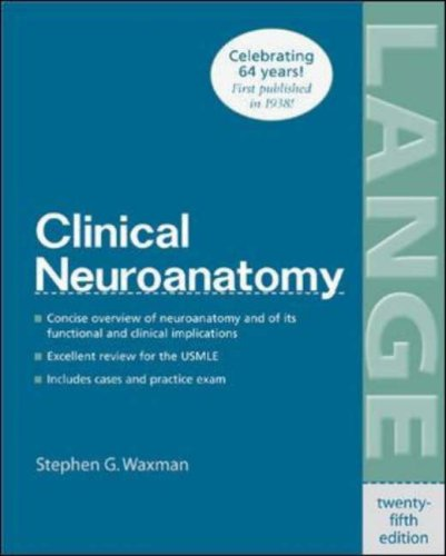 Clinical Neuroanatomy 25th Edition PDF
