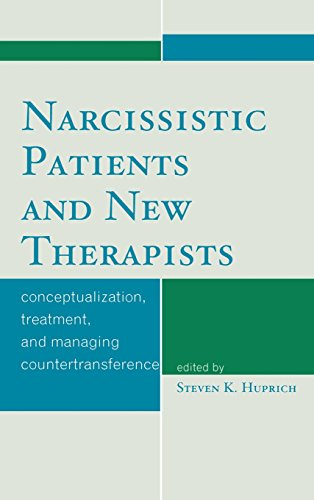 Narcissistic Patients and New Therapists PDF