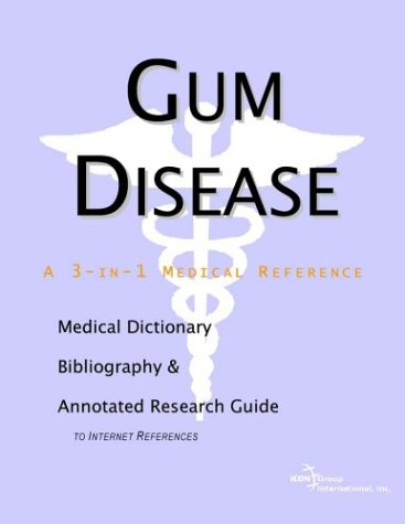 Gum Disease a 3-in-1 reference book PDF