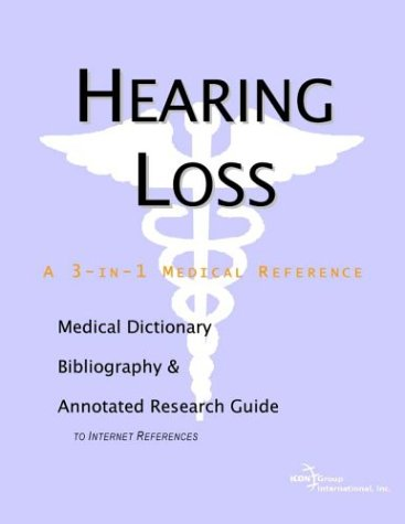 Hearing Loss a 3-in-1 reference book PDF