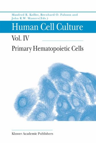 Human Cell Culture PDF