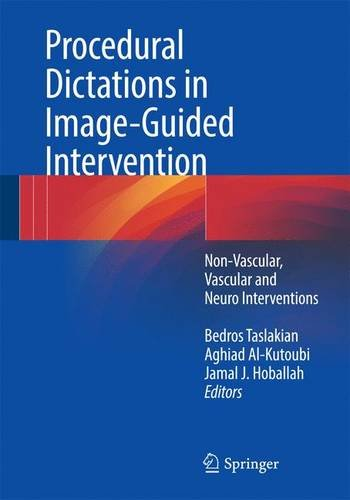 Procedural Dictations in Image-Guided Intervention PDF