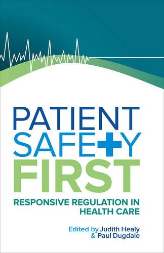 Patient Safety First 1st Edition PDF