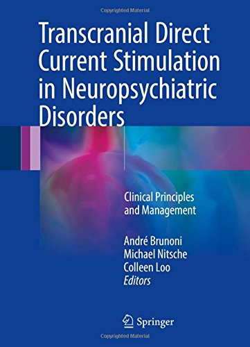 Transcranial Direct Current Stimulation in Neuropsychiatric Disorders PDF