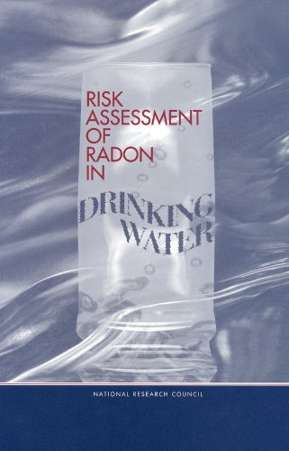 Risk Assessment of Radon in Drinking Water PDF