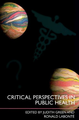 Critical Perspectives in Public Health PDF