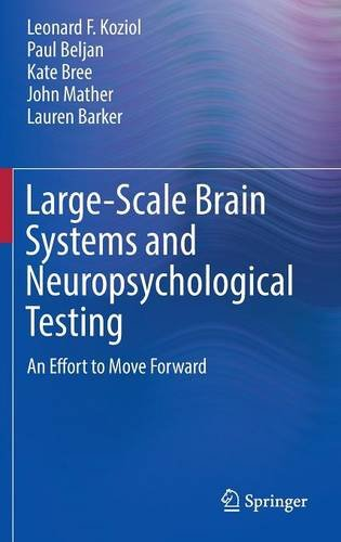 Large-Scale Brain Systems and Neuropsychological Testing PDF