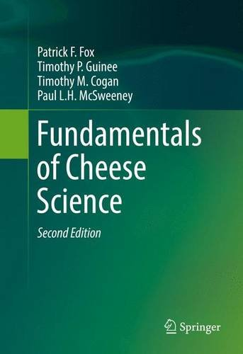 Fundamentals of Cheese Science Second Edition PDF