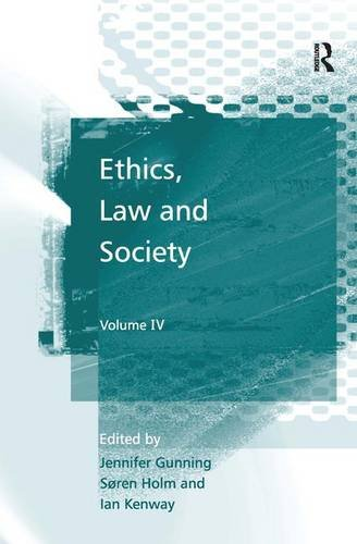 Ethics Law and Society Volume IV PDF