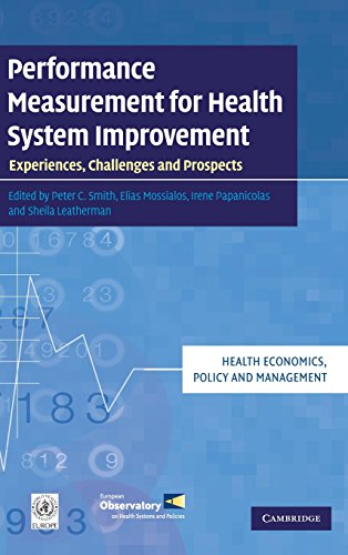 Performance Measurement for Health System Improvement PDF