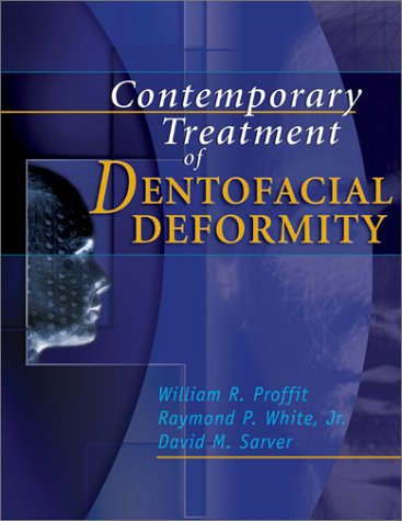 Contemporary Treatment of Dentofacial Deformity PDF