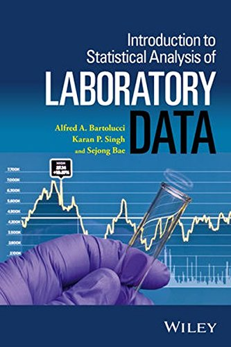 Introduction to Statistical Analysis of Laboratory Data PDF